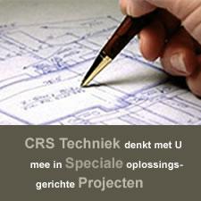 CRS denkt met u mee
